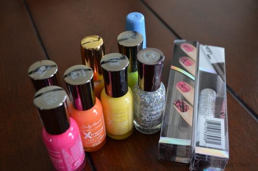 Sally Hansen Nail Art Supplies