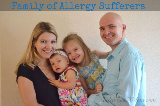 Family of Allergy Sufferers 3