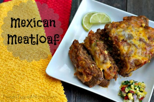 mexican tex mex meatloaf recipe