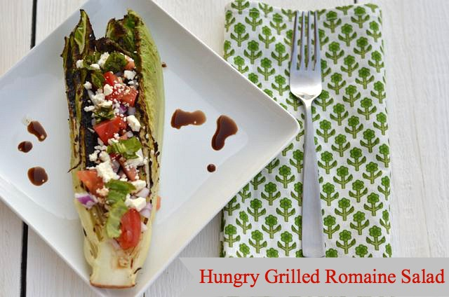 Hungry Grilled Romaine Salad 9