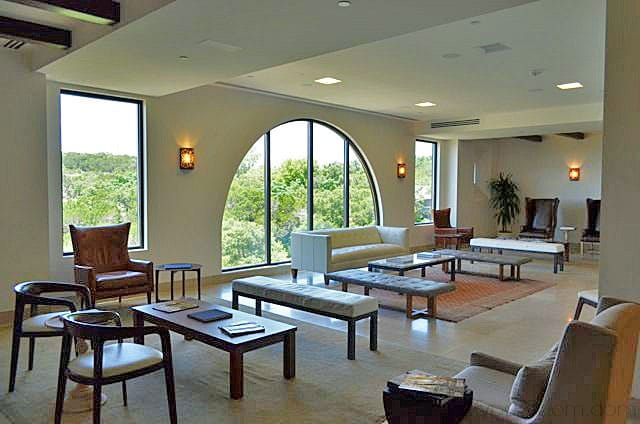 Westlake Dermatology and Cosmetic Surgery Waiting Room for boob job