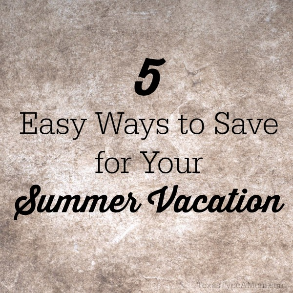 5 Easy Ways to Save for Your Summer Vacation #Compare2Win #shop
