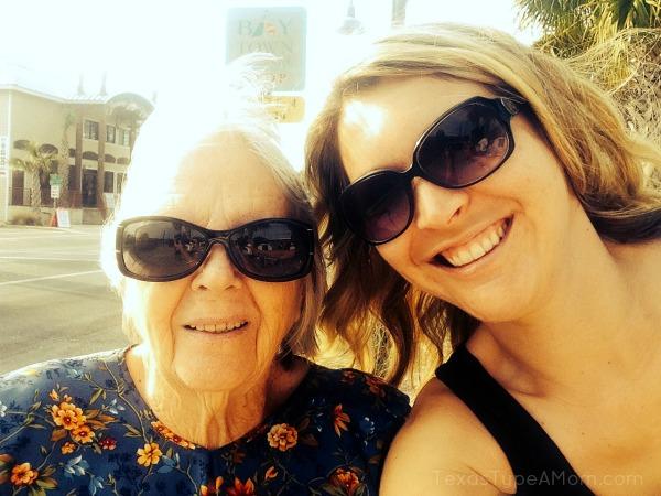 Granny and Kelly