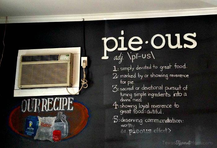 Chalkboard Wall Pieous