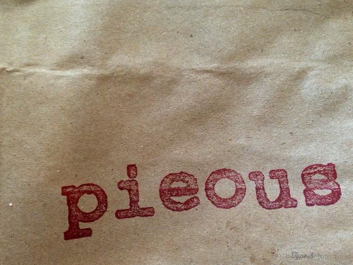 Pieous Bag