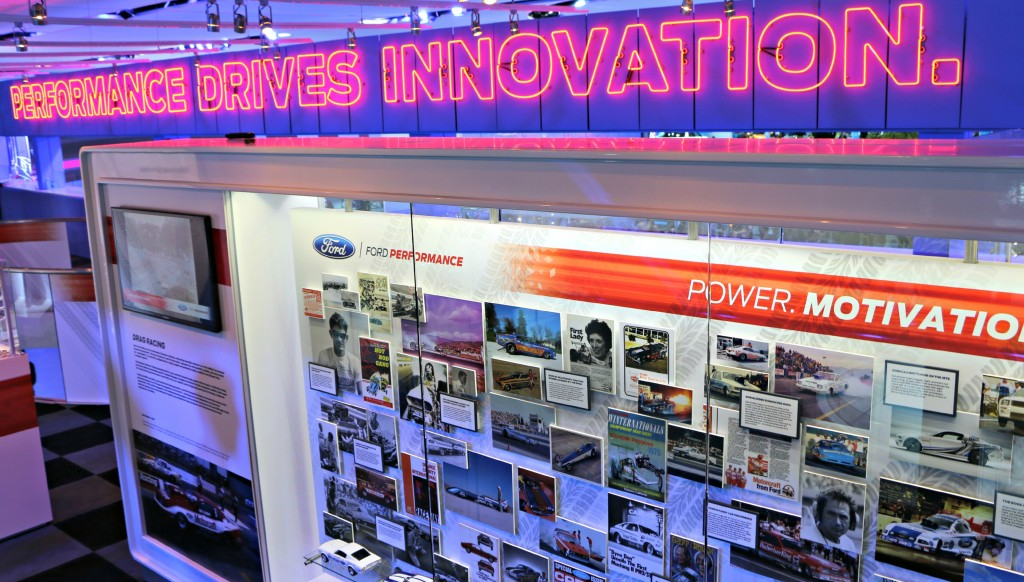 Performance Drives Innovation #Ford NAIAS