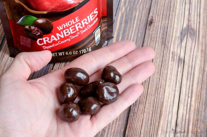 Dove Fruit Whole Cranberries #LoveDoveFruits #ad