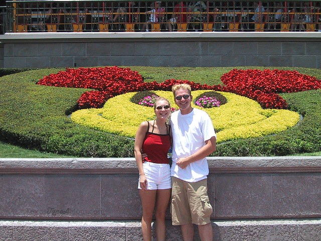 Honeymoon at Disney World