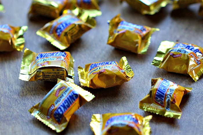 Snickers Peanut Butter Minis