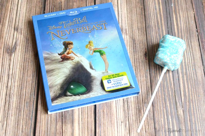 Tinker Bell and the Legend of the NeverBeast #TinkandNeverbeast #ad