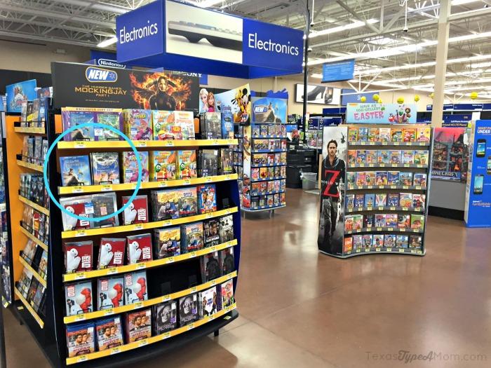 Tinker Bell & the Legend of the NeverBeast at Walmart #TinkandNeverbeast #ad