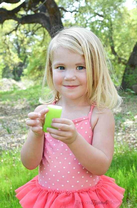 Daughter Neutrogena Facial Sunscreen