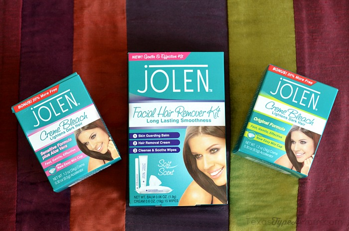Jolen Hair Removal and Hair Lightening