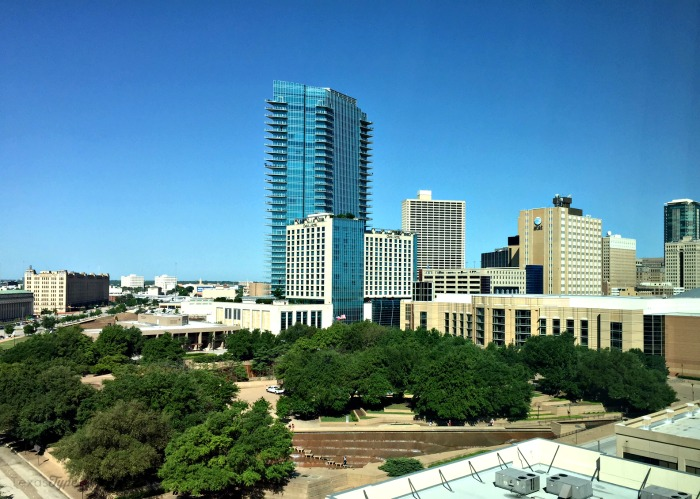 Downtown Fort Worth Skyline