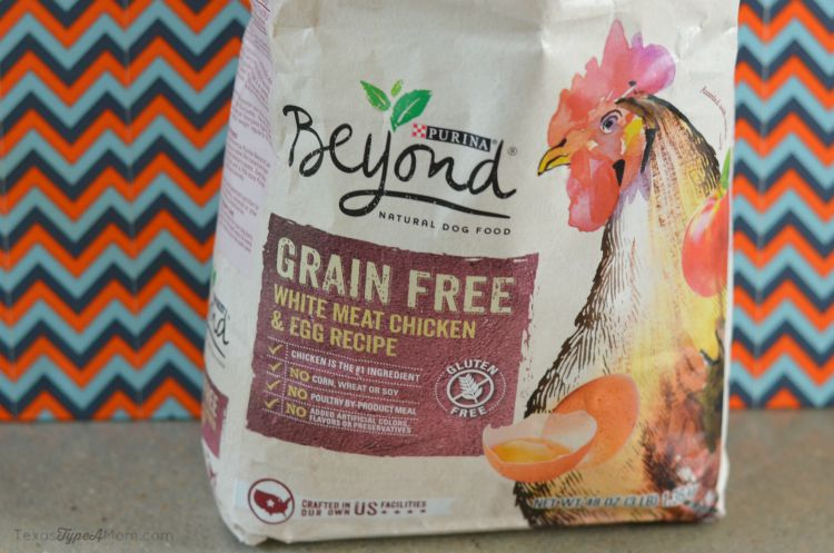 Purina Beyond Grain Free #PetsLoveBeyond #ad