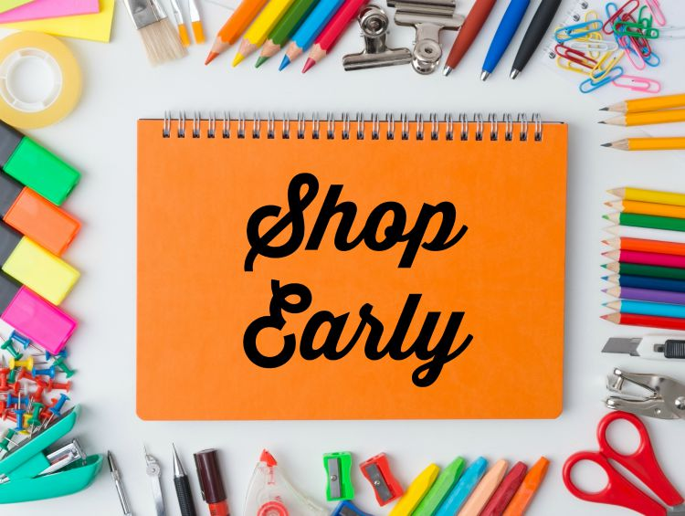 Shop Early