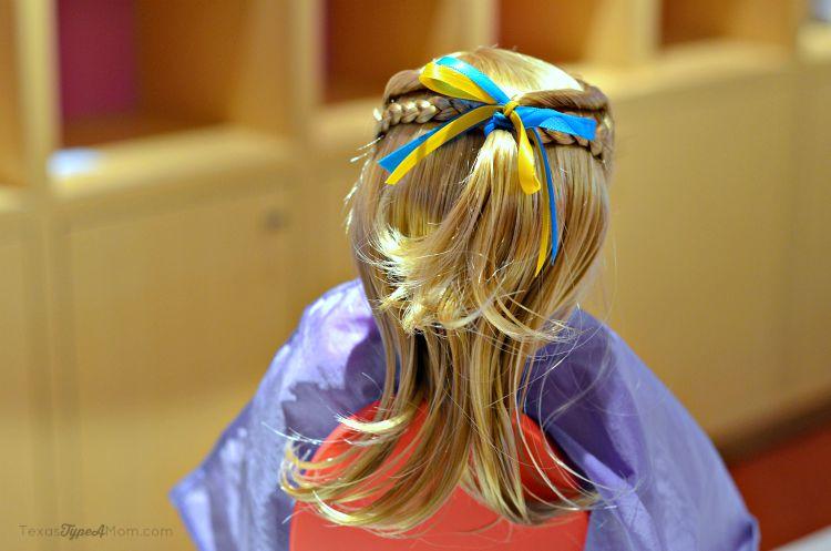 American Girl Hair Styles