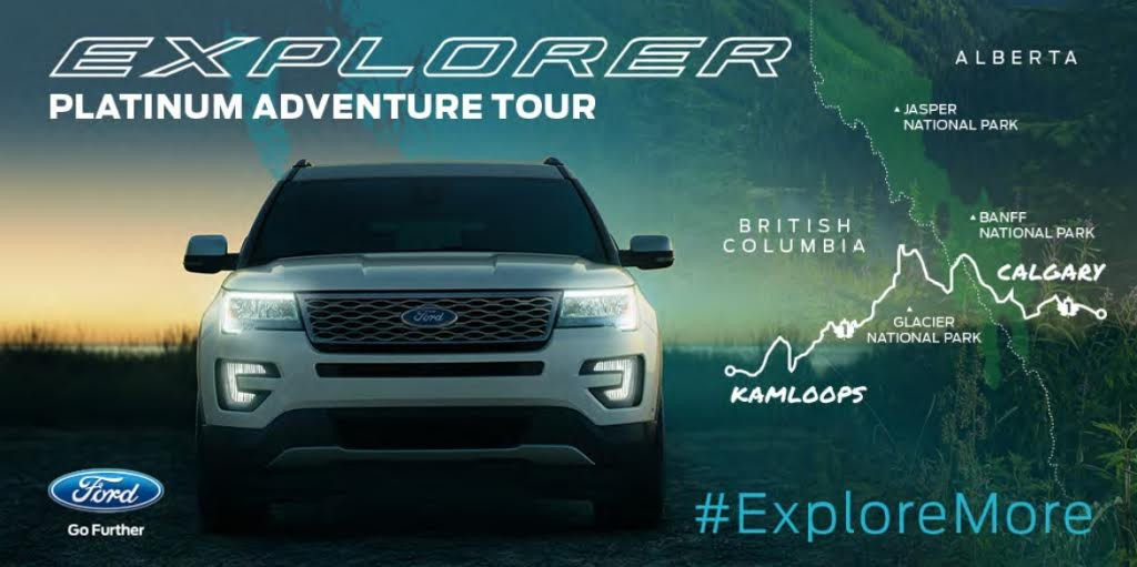 Explorer Platinum Adventure