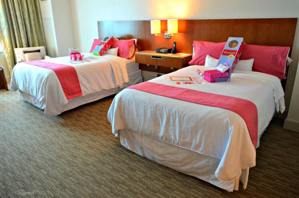 Westin American Girl VIP Suite