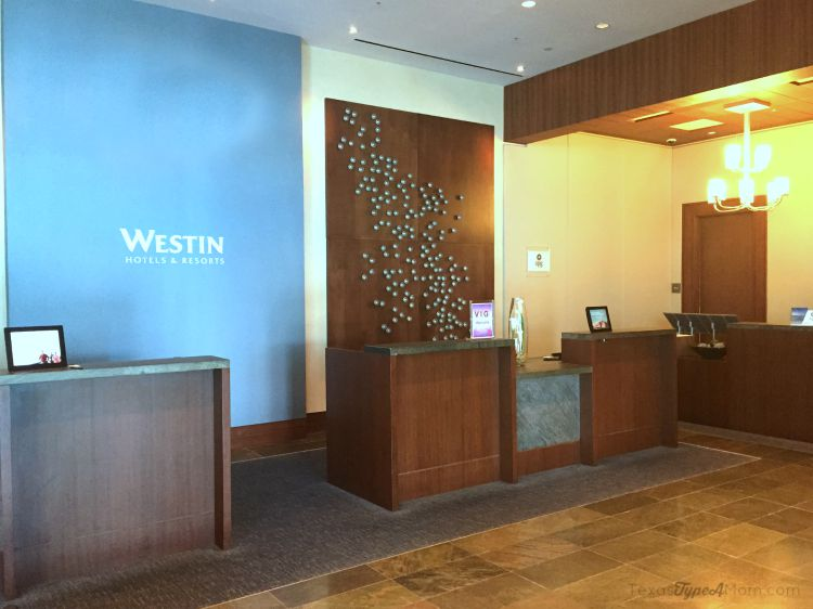 Westin Houston Memorial City Lobby