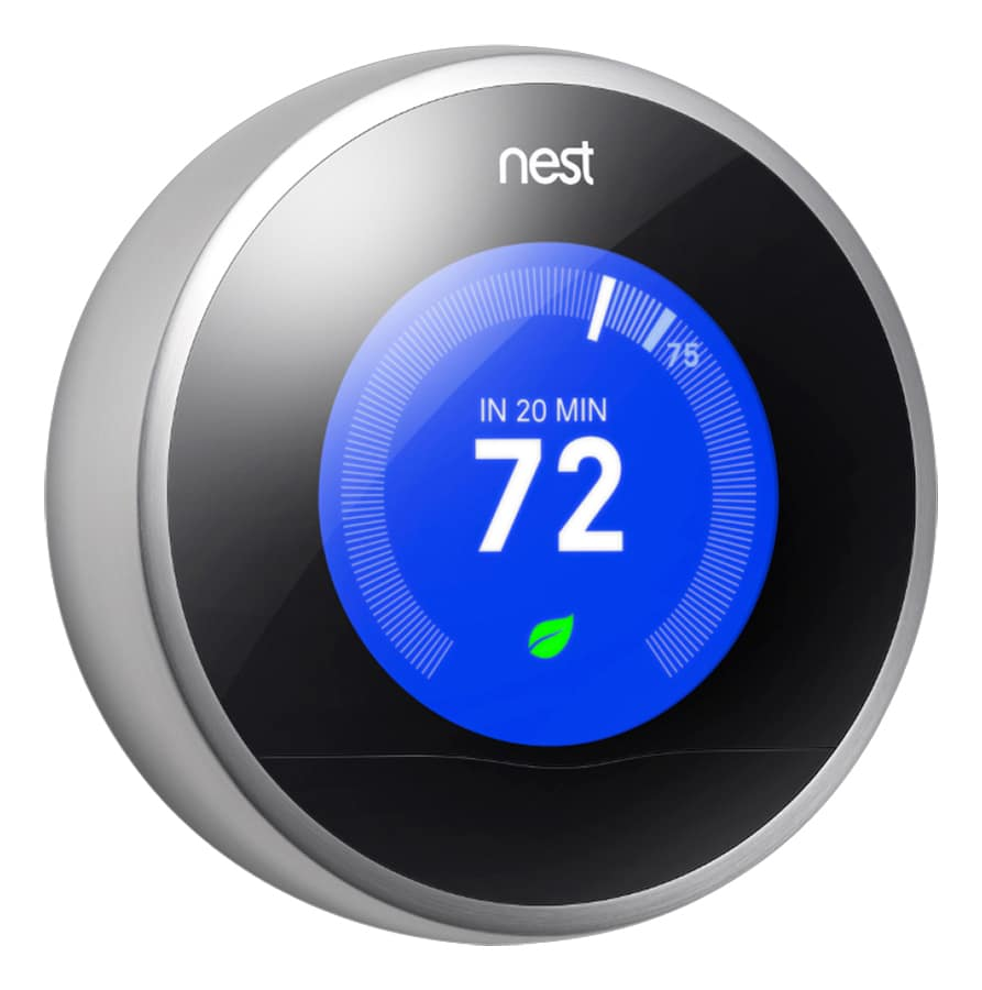 Nest Learning Thermostat to Save on Utility Bills