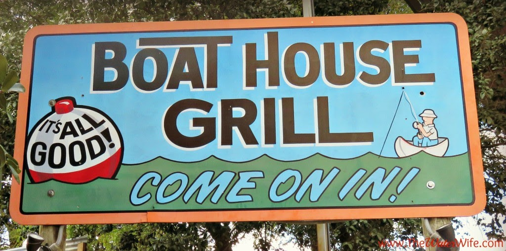 Check out this kid friendly restaurant in Austin near Lake Travis - Boat House Grill