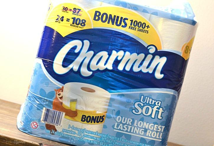 3 Potty Training Tips for Girls. #3: Soft Toilet Paper #CharminAtSamsClub ad