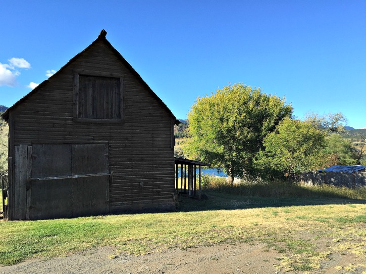 Kamloops Barn