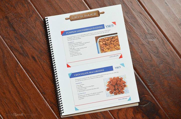 VSL#3 My Recipe Book Recipe Cards