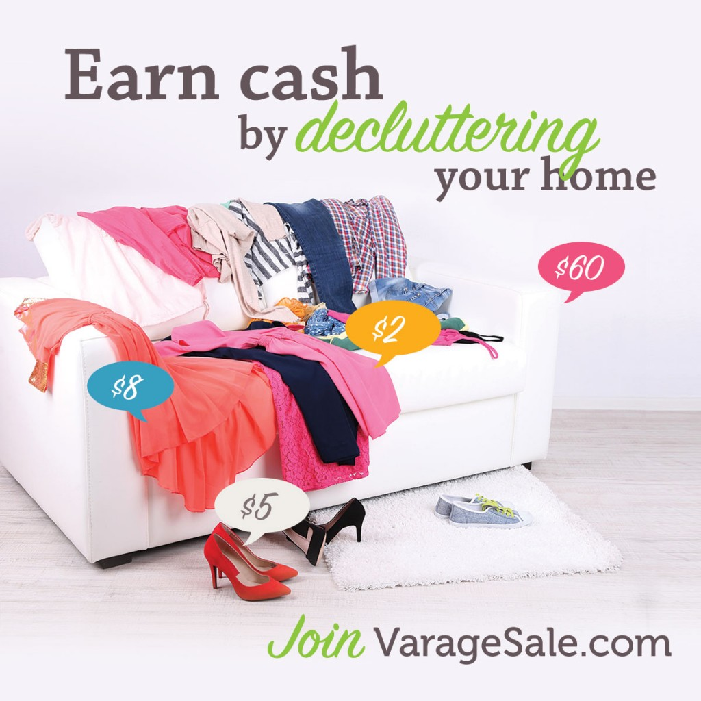 Make Money Buying & Selling Online with VarageSale