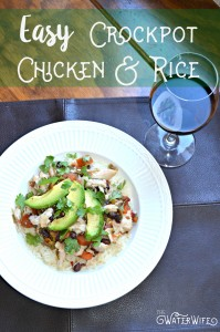 easy-crockpot-chicken-rice