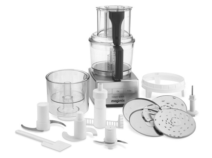 Person Using  Cup Food Processor