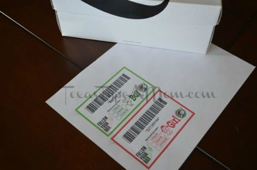 Operation Christmas Child - Give a Shoe Box