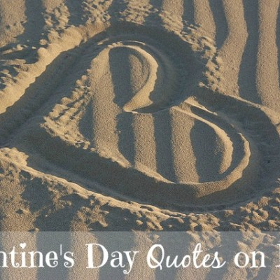 Valentine's Day Quotes on Love