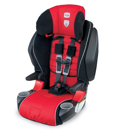 britax convertible booster seat