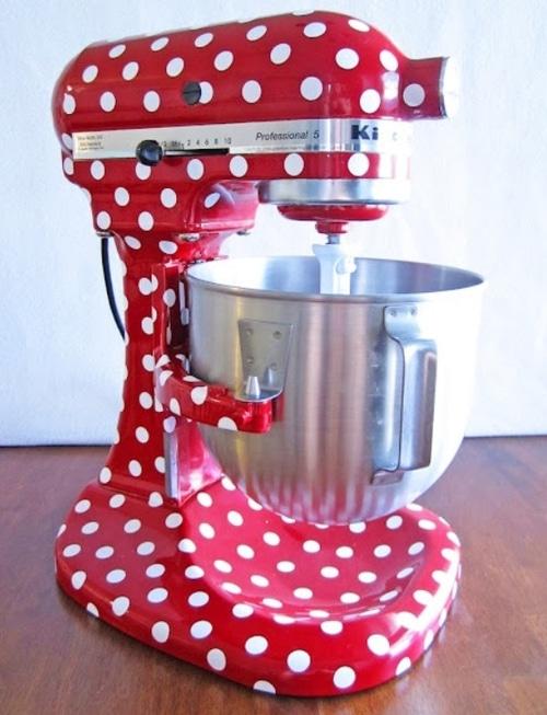 creative kitchenaid mixers