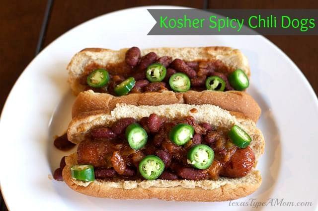 spicy chili dogs recipe