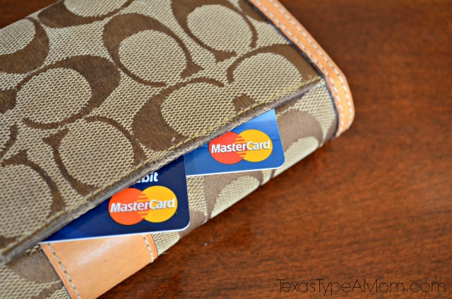 Mastercards in Wallet