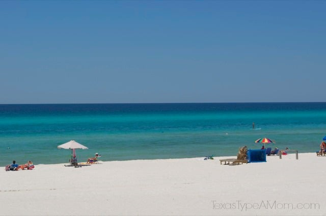 Panama City Beach Vacation Picture