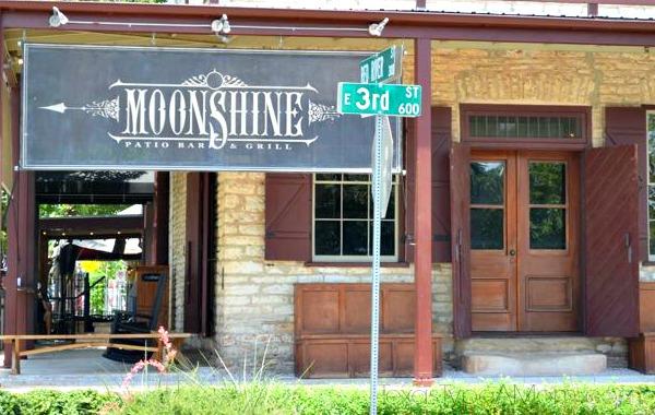 Moonshine Restaurant Austin