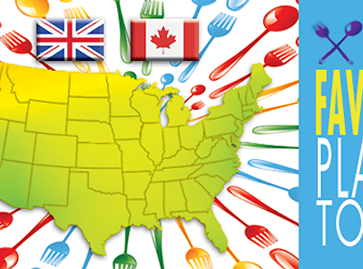 Best Restaurants in America, Canada, and the UK