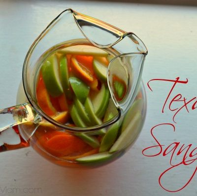 Texas Sangria Wine Recipe for Your Summer Get Togethers