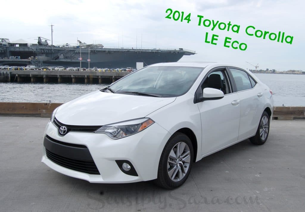 Review Of The 2014 Toyota Corolla