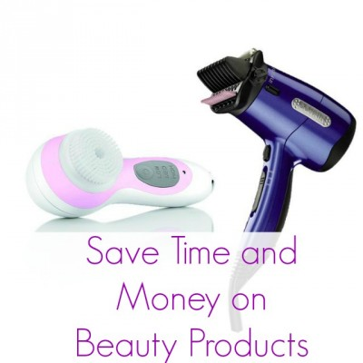 How to Save Time and Money on Beauty Products