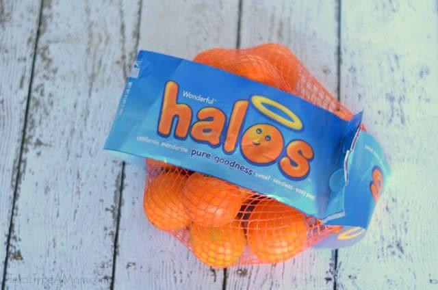 Halos Mandarins