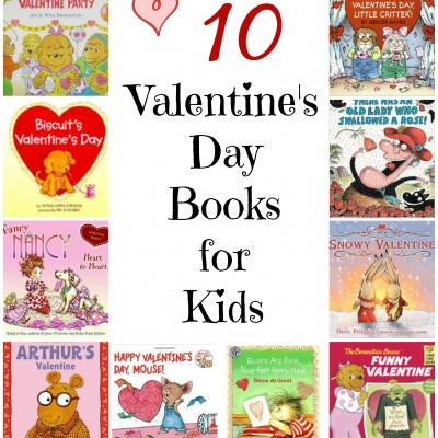 Top 10 Valentine's Day Books for Kids