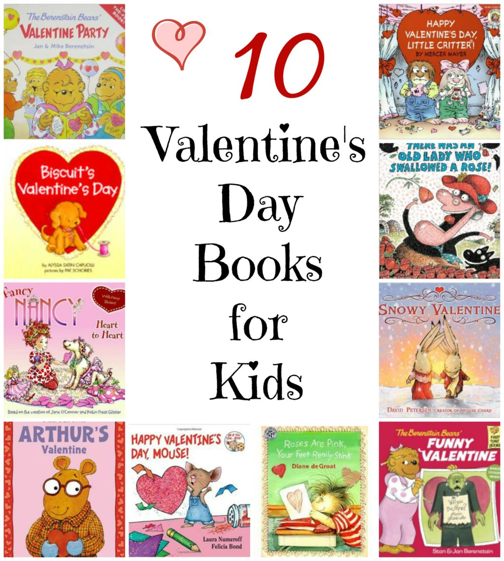 top 10 valentines day books for kids