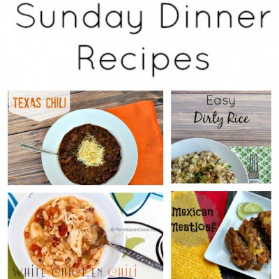 15 Easy No-Sides-Needed Sunday Dinner Recipes