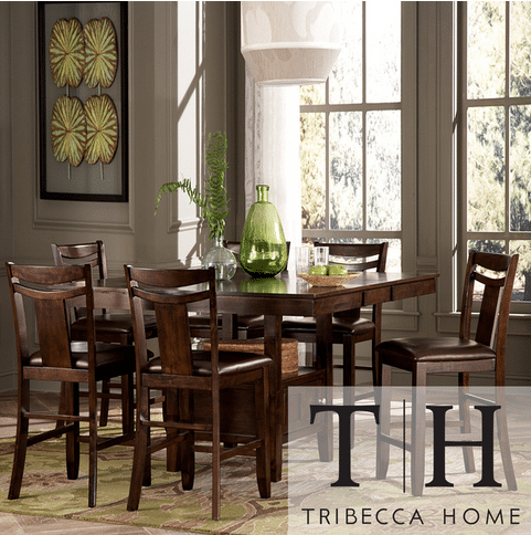Overstock Tribeca Home Dining Set Giveaway