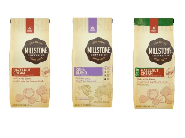 Millstone Coffee Updated Packaging #coffeejourneys #shop